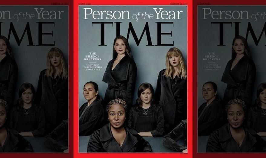 بزرگداشت جنبش جدید زنان: مجله تایم زنان