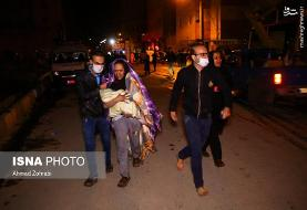 At least 71 killed or injured in massive fire in Qom; Video and Pictures