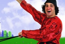 Childern's Comedy Hour with Patrick Monahan