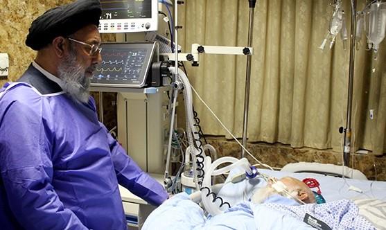 درگذشت یکی دیگر از روحانیون سالمند بنیانگزار انقلاب اسلامی بعد از تحمل مدتی درد و رنج بیماری ریوی در اصفهان