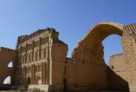 Arch of Ctesiphon, Ancient Persian Architectural Masterpiece ...