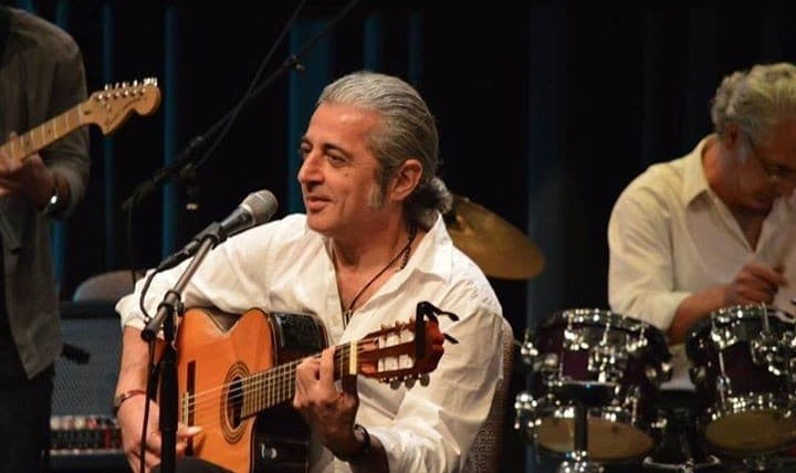 Farzad Arjmand: Persian Flamenco Night