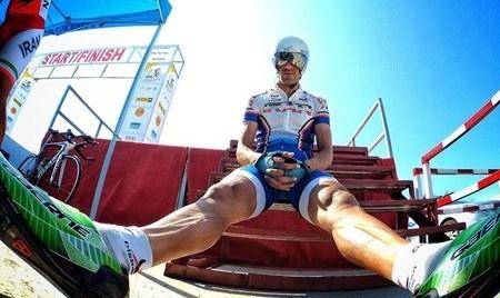اولین مدال دوچرخهسواری پیست آسیا بر گردن گودرزی: مرد قوی دوچرخه سواری کشور
