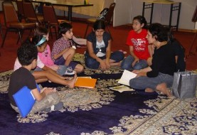 Children Story Telling and Reading Sessions By Ms. Khorshid (Kory) Didehbani