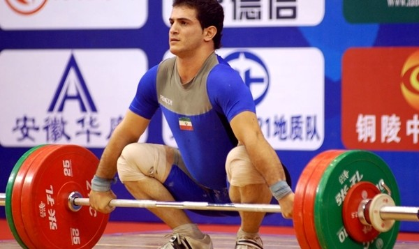 Iranians Defy a Block by IWF on Votes for Moradi as Weightlifter ...