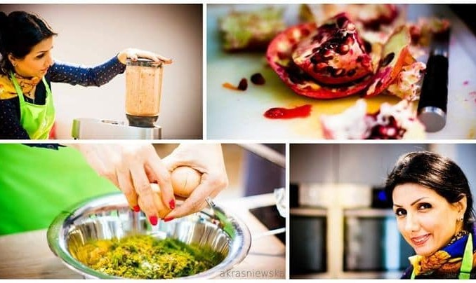 Mojgan Maghooli: A Persian Cooking Workshop for Greater Peace and Understanding