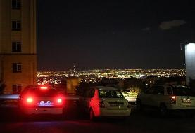 In Pictures: Earthquake in Tehran