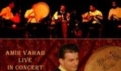 Amir Vahab and Soroosh Ensemble