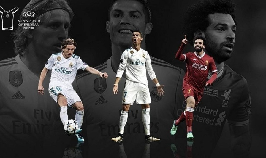 پایان حکومت ۱۱ ساله مسی و رونالدو: مودریچ رونالدو و صلاح  را شکست داد و مرد سال فوتبال جهان شد