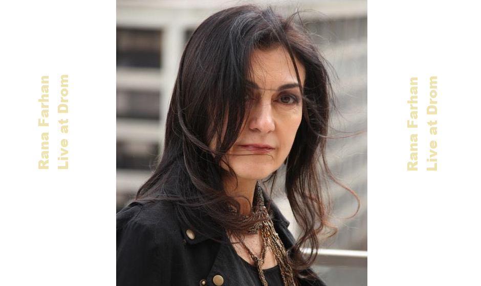 Rana Farhan Returns To Drom in NYC
