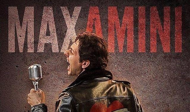 Max Amini Stand Up Comedy in San Jose