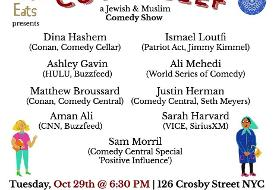 Cut The Beef: A Jewish & Muslim Comedy Show by Abe's Eats