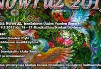 Persian new year celebration (Nowruz)