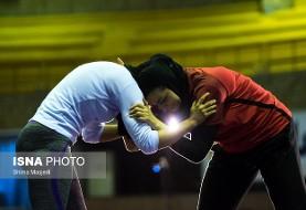 تیم مازندران قهرمان اولین دوره لیگ کشتی کلاسیک بانوان شد