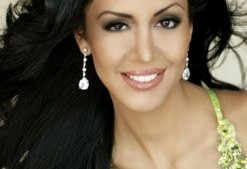 Iranian Contestants in Miss Universe Canada ۲۰۰۹
