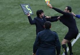 عکس های کتک زدن شدید داور لیگ برتری در گیلان