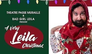 A Very Leila Christmas: The Persian Judy Garland
