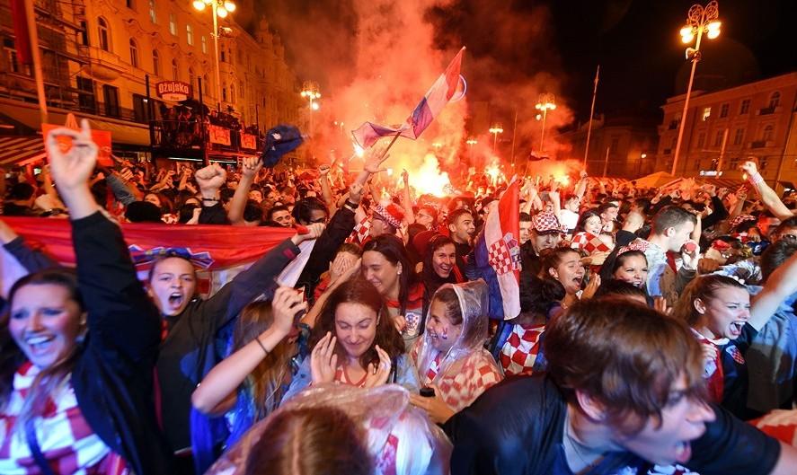 کرواسی ۴ میلیونی با اعتماد به نفس برای اولین بار به فینال جام جهانی رسید