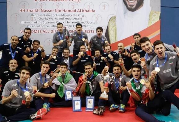 آینده روشن والیبال ایران: برای اولین بار در تاریخ، والیبال ...