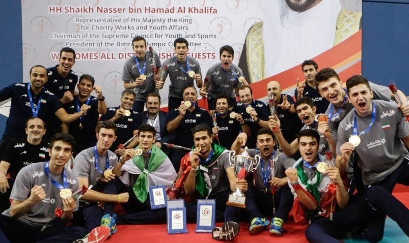 Iran Now A Powerhouse in Volleyball: U19 Team Tops FIVB Global ...