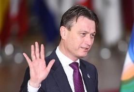 وزیر خارجه هلند به خاطر یک دروغ و نقل قول مصلحتی استعفا داد