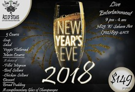 New Years Eve ۲۰۱۸ Party!
