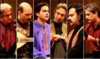 Homayoun Shajarian and Dastan Ensemble