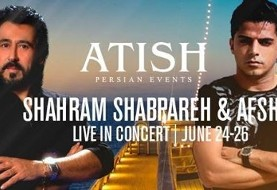 Shahram Shabrareh and Afshin: Midsummer Concert Cruise