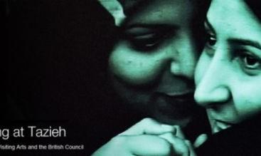 Looking at Tazieh at  Edinburgh International Festival