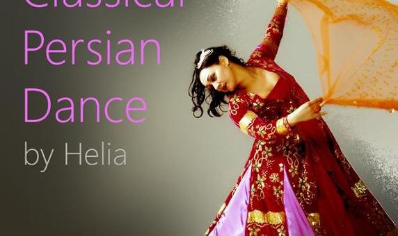 کلاس ورکشاپ رقص کلاسیک ایرانی توسط خانم هلیا London