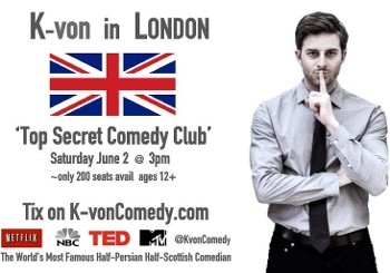 K-von in London: The Most Famous ...