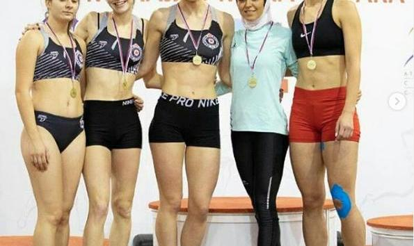 Fastest Iranian Girl, in Hijab, Beats Tall Runners, Wins Gold in ...