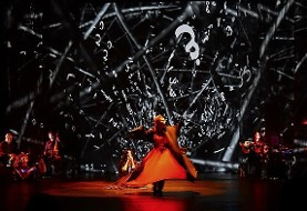 A Mystical, Magical Multimedia Show in Miami: Niyaz Blends Iranian Mysticism with Feminism