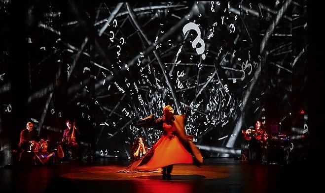 A Mystical, Magical Multimedia Show in Miami: Niyaz Blends Iranian ...