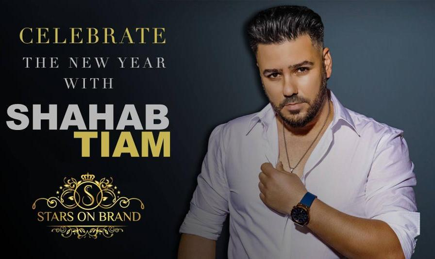 Shahab Tiam in New Year's Eve Persian Concert