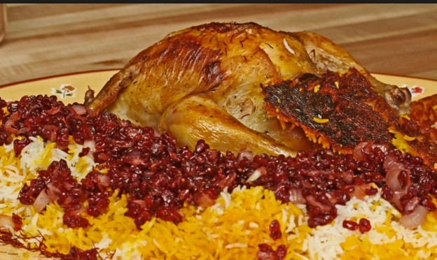 A Celebration Of Persian Food