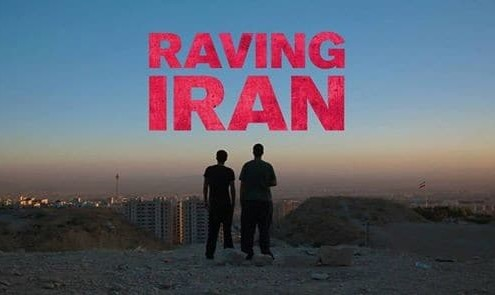 RAVING IRAN w/ BLADE, and BEARD • SCARED OF HEIGHTS