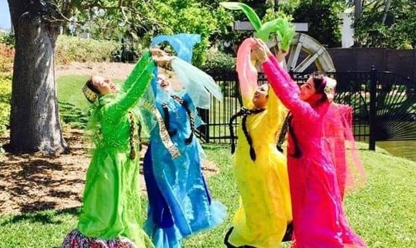 Persian Folk Dance Celebration