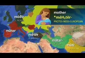 Video: Compare Words in Ancient Iranian (Avestan) and Indo-European Languages