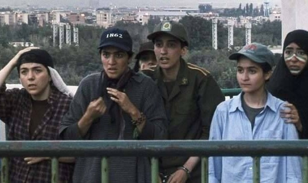 Screening of Jafar Panahi's Offside