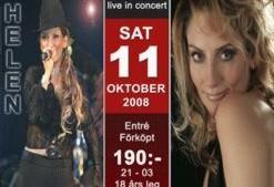 Helen Live in Concert