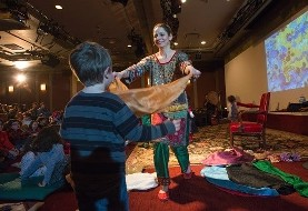 ۹th Annual Nowruz Celebration at Sackler and Ripley Center