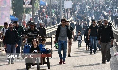 درخواست وزیر کشور از سه میلیون زائر ایرانی: اقامت خود را در عراق کوتاه کنید!