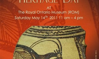 Iranian Heritage Day at Royal Ontario Museum