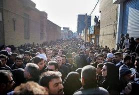 روایت جدیدی از ماجرای جان باختن ۶۱ نفر در حادثه کرمان: ورودی کوچه فرعی ٣٨ بهشتی، با دیوارههای بتونی مسدود شده بود
