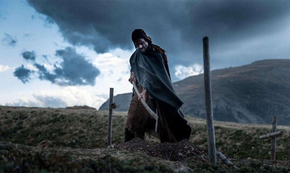 U.S. Premiere of Mountain (Monte), Amir Naderi's last film produced in Italy