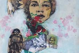 نمایشگاه آثار هنری شهرام کریمی