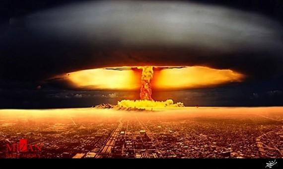 درز تصاویری از آزمایشات مخوف اتمی آمریکا در اقیانوس آرام در دوران جنگ سرد + فیلم