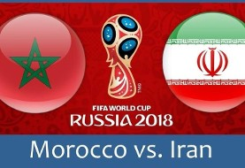 Iran vs Morocco World Cup ۲۰۱۸ Match Viewing Party, ۲۱ and Over