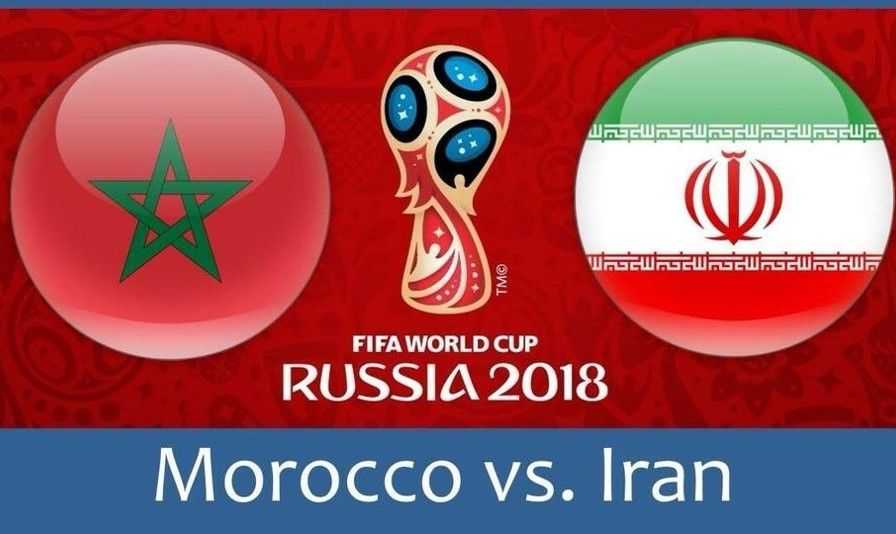 Iran vs Morocco World Cup 2018 Match Viewing Party, 21 and Over